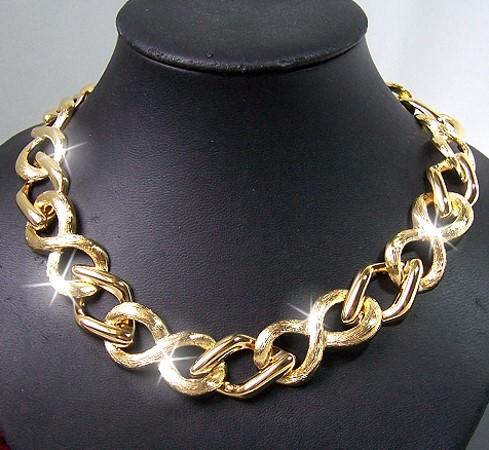 Modeschmuck gold kette  K2611ng.jpg